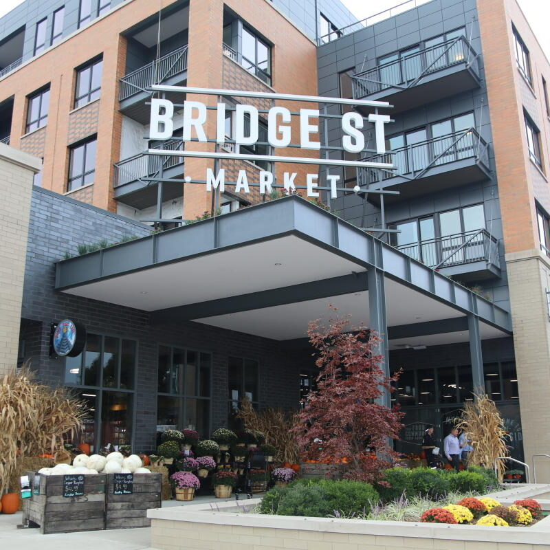Bridge St Market